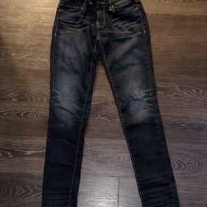 BKE black label jeans